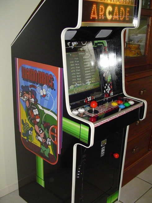 Finale - Les pads arcades 2627