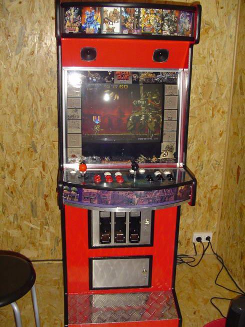 Finale - Les pads arcades 3054