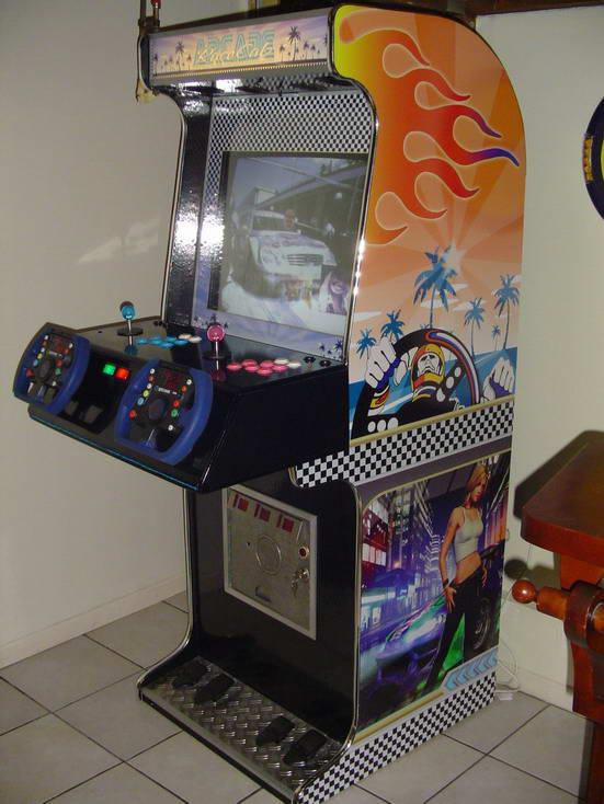 Finale - Les pads arcades 4053